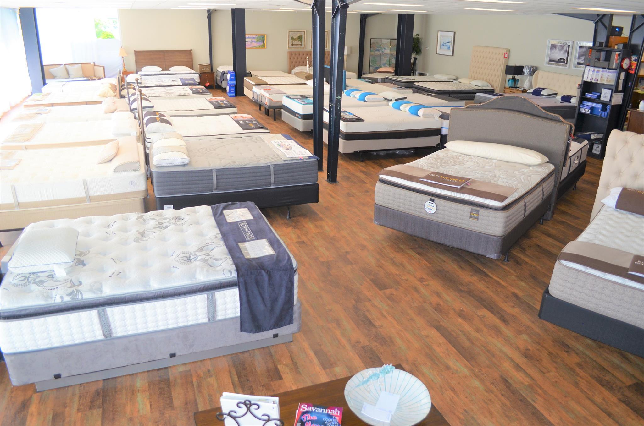 Mattress Store | Green Frog Sleep Center Savannah GA